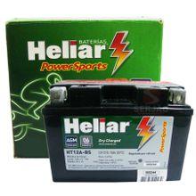 Bateria Heliar YT12A-BS HT12ABS Bandit 1200 Hayabusa 1300